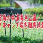 海の中道海浜公園/デイキャンプ場の料金や予約方法!レンタルは?