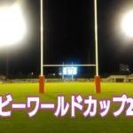 ラグビーワールドカップ2019福岡の日程!ファンゾーンは?